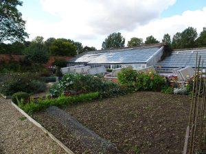 Liitle Ponton Hall Victorian Greenhouse